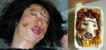 まこちゃん作WAIWAIに現れた妖怪のキャラ弁!そっくりすぎて大爆笑の巻